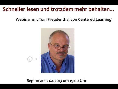 Schneller Lesen in wenigen Minuten mit dieser einfachen Übung - YouTube