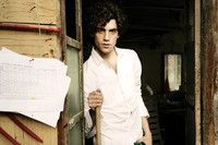 rare pic of Mika in sanremo by Julian Hargreaves