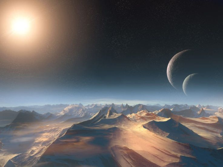 extrasolar planets wallpaper - photo #29