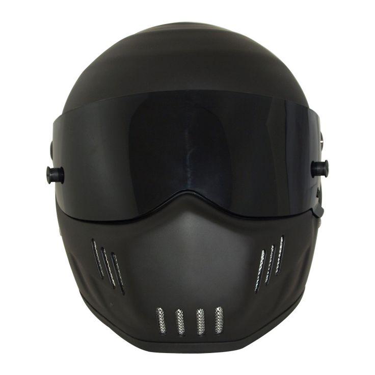 ==> [Free Shipping] Buy Best Colorful Lens Visors Flip Up Motocross Helmets Warm Windproof Sand Dust Proof Matte Black Moto Helmet Online with LOWEST Price | 32809432727