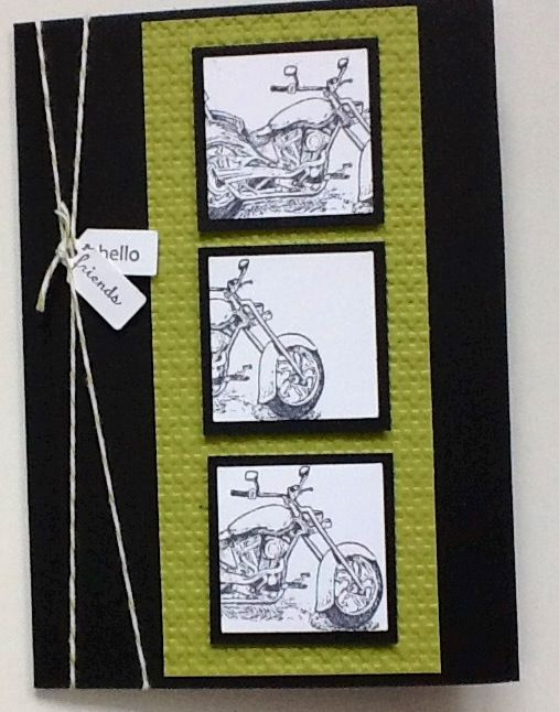 men parka sale Stampin up motorcycle | Cards/Stamping |  | Stampin Up, Motorcycles and Stamps