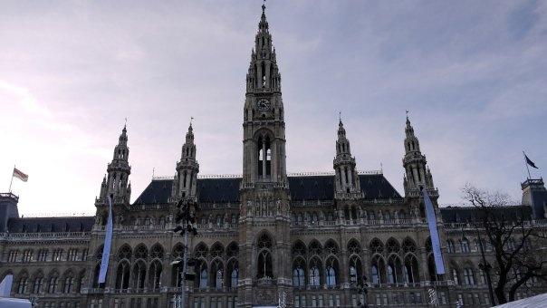 Rathaus (City Hall), Vienna, Austria