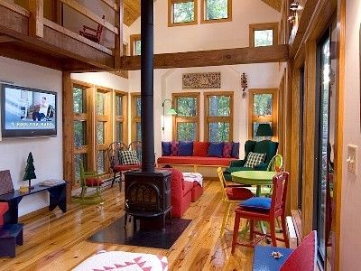 67 best images about tremendous treehouses on pinterest - Treehouse masters interior ...