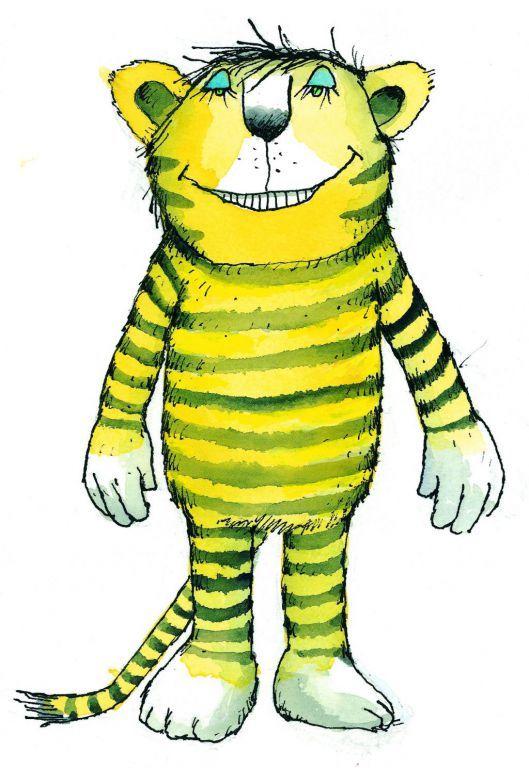 janosch tiger - Google Search