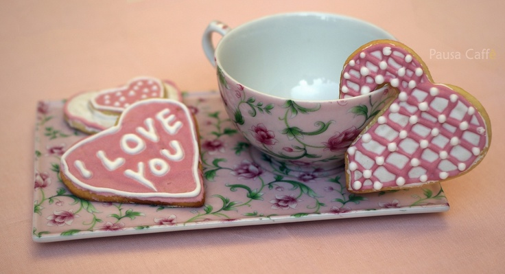 Cuori di San Valentino: Speciale colazione romantica