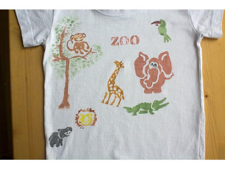 Přírodní textilní barvy pro malování a tvoření, bez zažehlování.