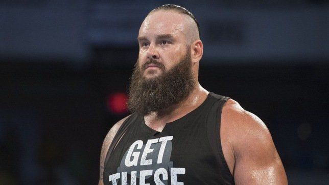 برون سترومان ينشر صورة مؤلمة بعد رحيل دريك مافريك عن Wwe Braun Strowman Wrestling News Wwe News