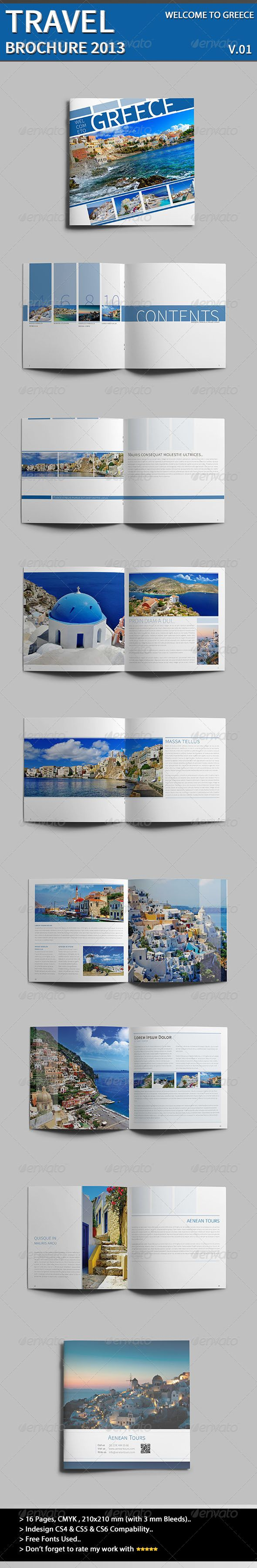 Welcome To Greece - GraphicRiver Item for Sale