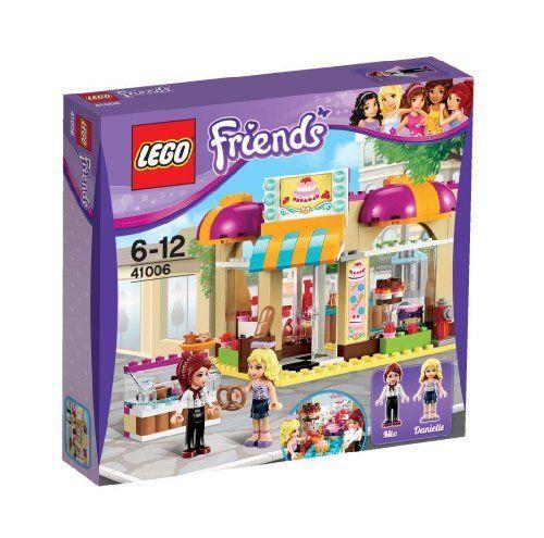 Jeu de Construction - La Boulangerie de Heartlake City de Lego Friends,