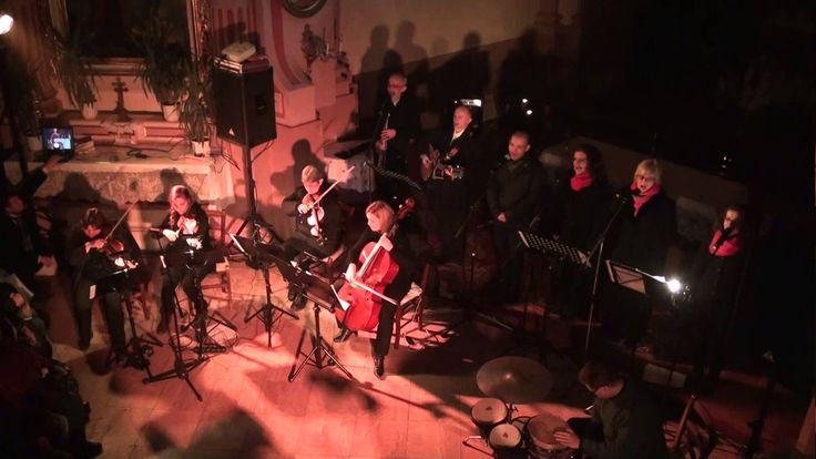 Alma együttes: Karácsonyi dal (Adventi Léleksimogató hangverseny - Kecsk...