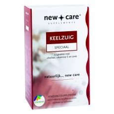 Newcare New Care Keelzuig 24tab|mond & keel|zelfzorg|gezondheid|mooi & gezond - Vivolanda