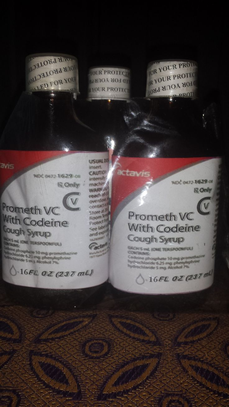 Is Promethazine A Narcotic