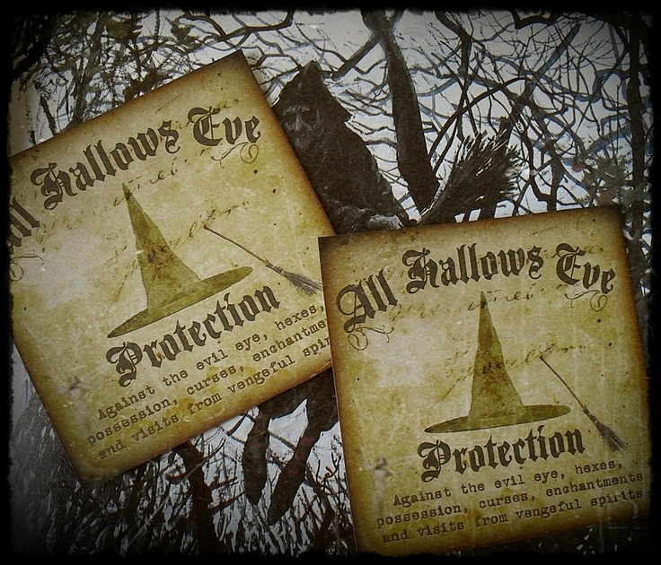 All Hallows Eve Protection