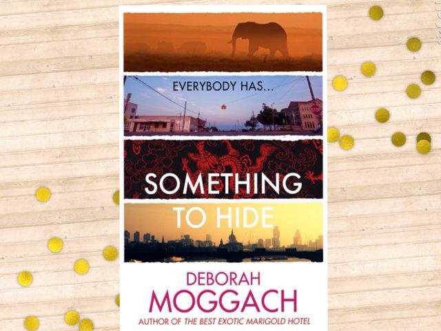 Sundays and Ink: Book Review: Something to Hide by Deborah Moggach