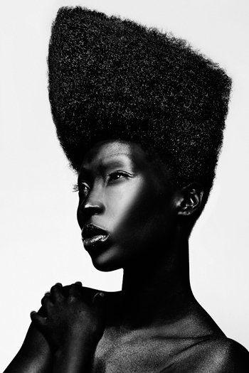 Naturally Nigerian - blog on natural afro hair