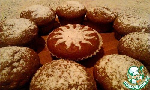 Медовые кексы без сахара и масла - кулинарный рецепт