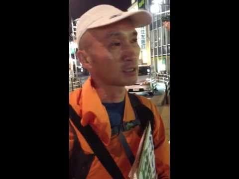 小平市の都市計画道路住民投票について@西武新宿線花小金井駅
