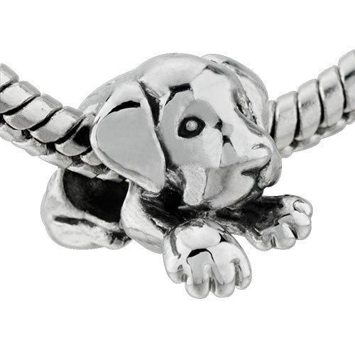 Pandora Charms | Sleepy House Dog Bead Fit Pandora Charms & Beads