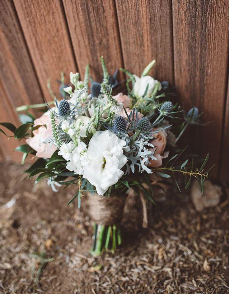 Bouquet de mariée naturel