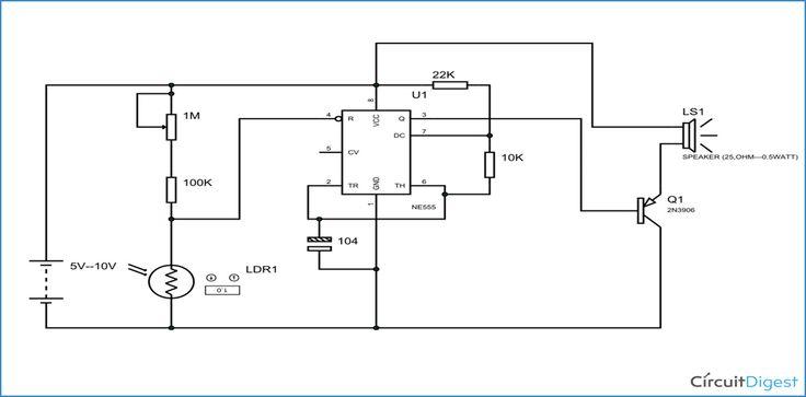 Circuito Ldr : Más de ideas increíbles sobre circuito ldr en pinterest