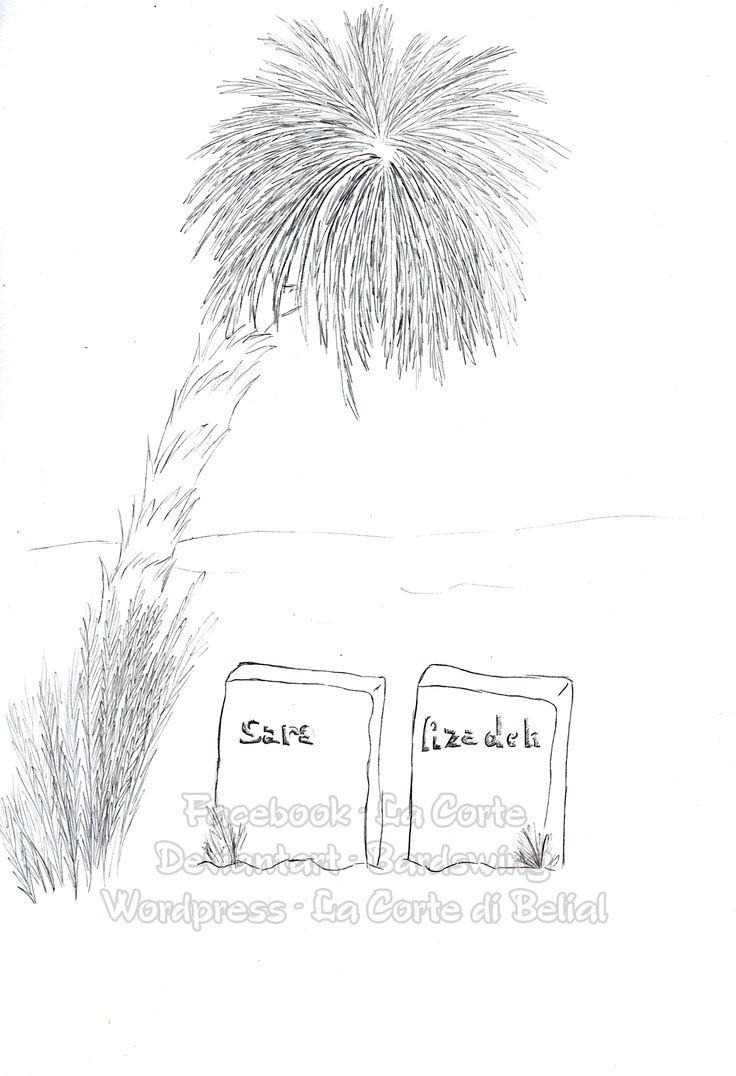 Drawlloween 16.Grave