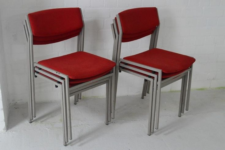 Dutch seventies office chairs - for sale.