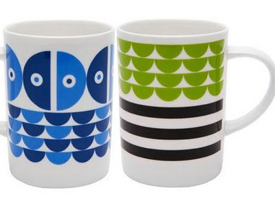 print & pattern at the Tate Modern shop - exclusive designs by Maria Dahlgren
