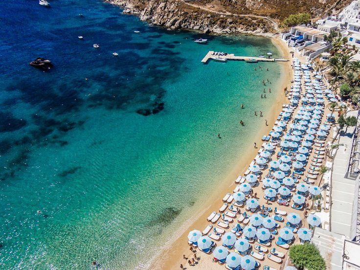Seora Features In The Best Beach Club In The World — Masha Shapiro Agency