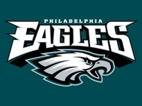 Monday night football! GO Eagles!!
