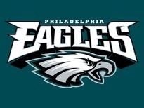 Monday night football! GO Eagles!!