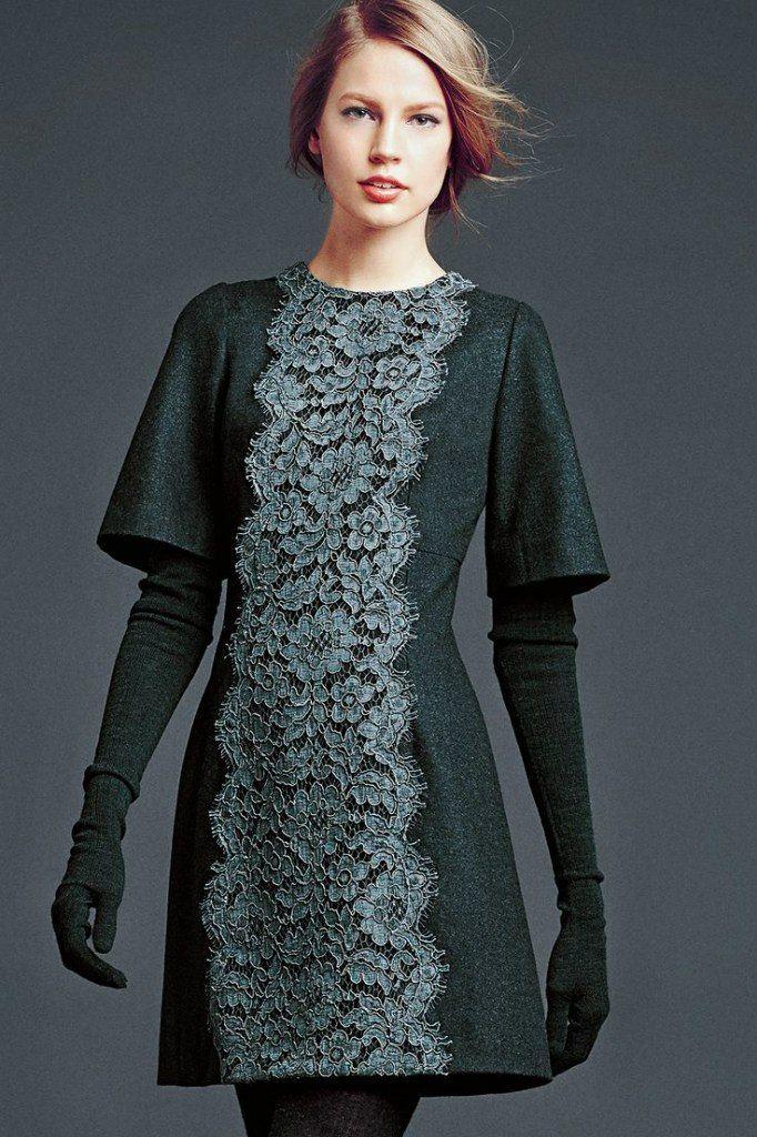 Кружево в женской одежде – 103 фотографии | ВКонтакте