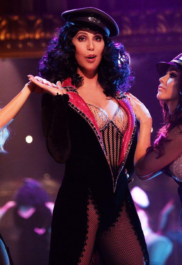 Cher, Movie Burliest