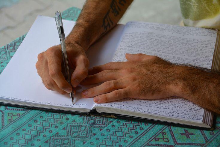 L'écriture, cette folle magnifiant la vie... - TOUSDESANGES
