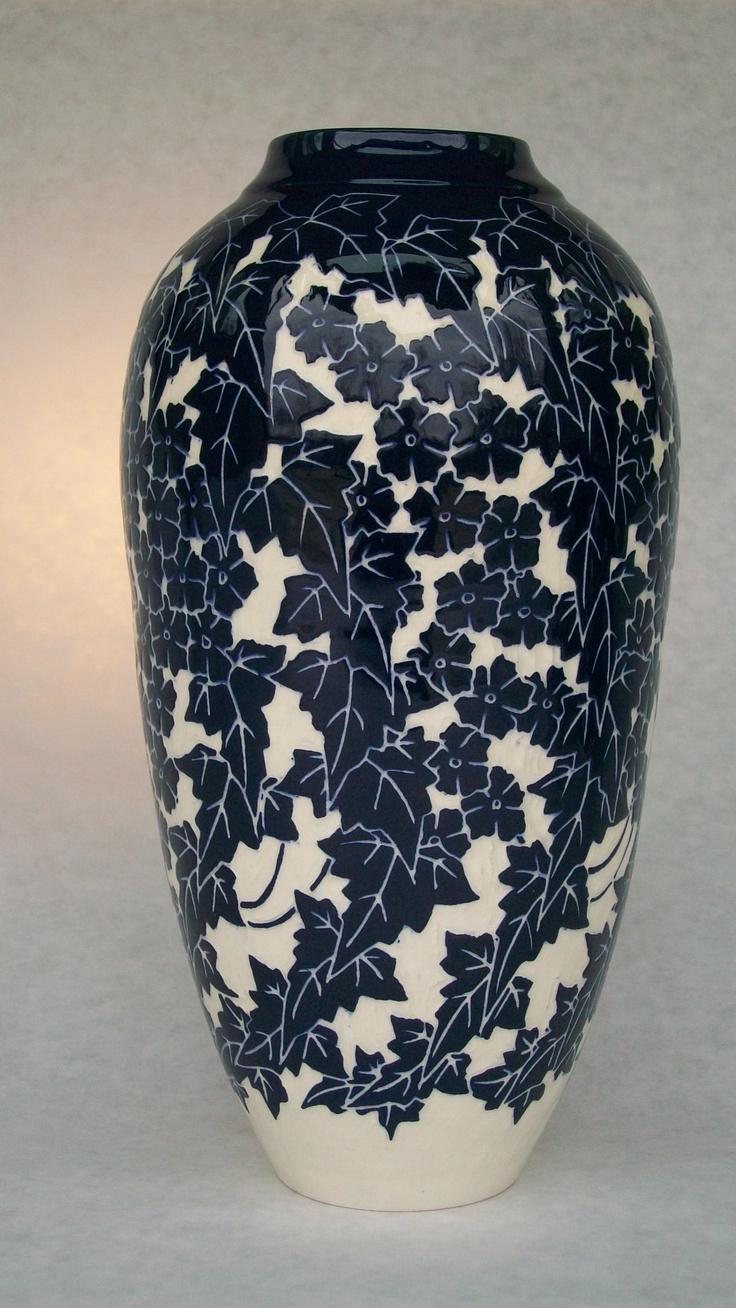 Luffa Vase    sold