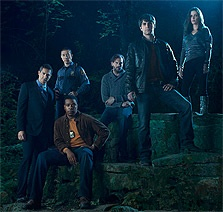 """Grimm ~ New drama series inspired by the classic Grimm's Fairy Tales.Portland homicide Detective Nick Burkhardt discovers he is descended from an elite line of criminal profilers known as """"Grimms,"""" charged with keeping balance between humanity and the mythological creatures of the world."""