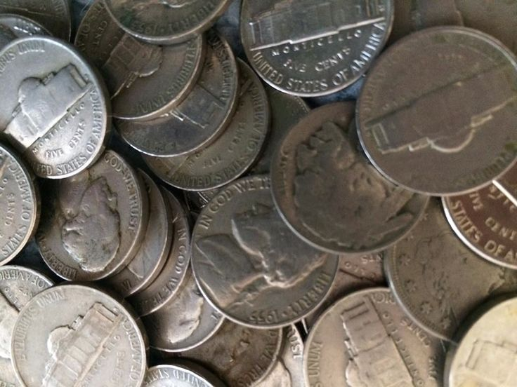 Most Valuable Nickels - a list of silver nickels, buffalo nickels, and old nickels worth holding onto! #coins