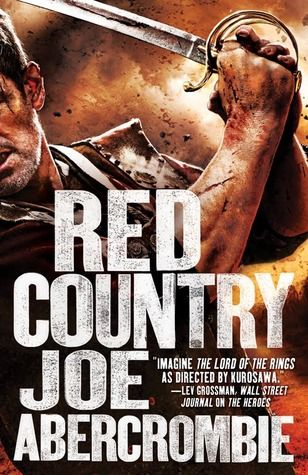 """Joe Abercrombie's """"Red Country""""- a review"""
