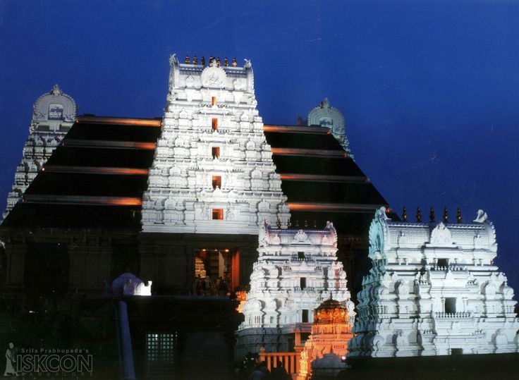 One of the most visited religious temple by tourists in Bangalore