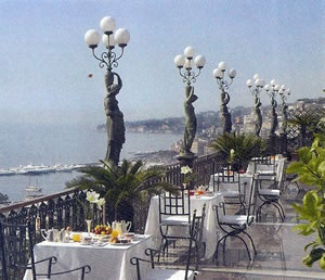 The Grand Hotel Parker's, Naples, Italy