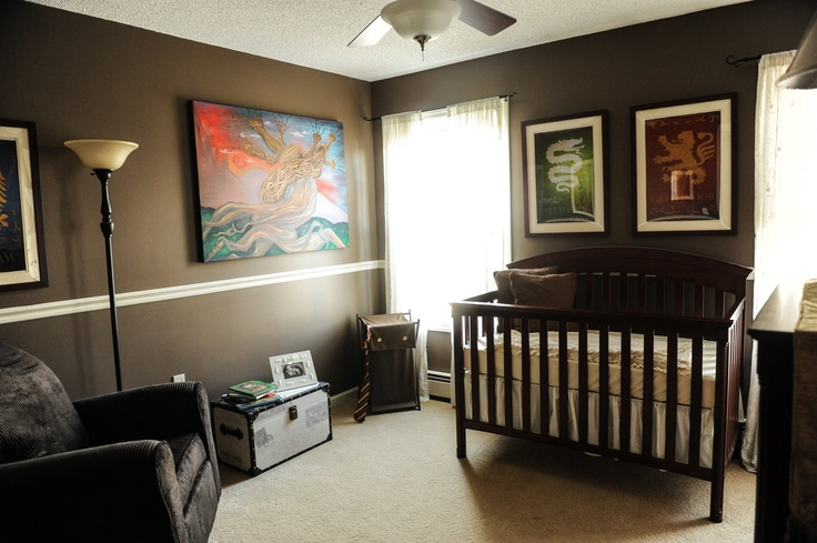 Ezra S Harry Potter Nursery If I Ever Have Another