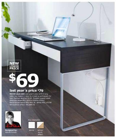 ikea micke corner desk manual older version