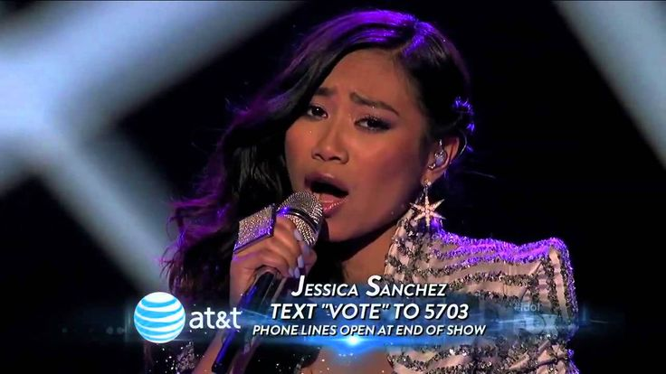 Jessica Sanchez - Stuttering - Top 7 - AMERICAN IDOL SEASON 11