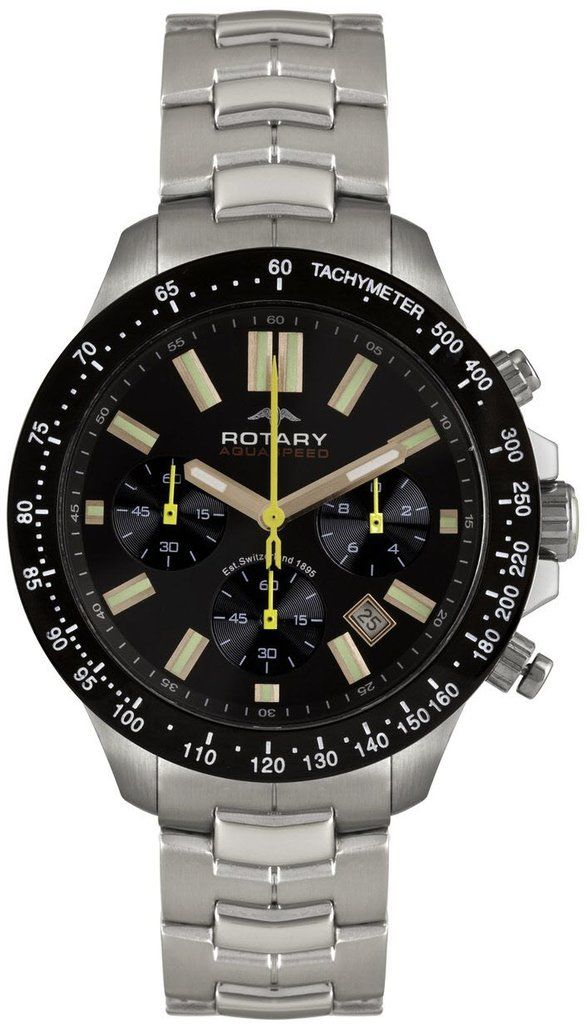 Rotary Watch Aquaspeed #add-content #bezel-fixed #bracelet-strap-steel #brand-rotary #case-depth-10-55mm #case-material-steel #case-width-44mm #chronograph-yes #classic #date-yes #delivery-timescale-1-2-weeks #dial-colour-black #gender-mens #movement-quartz-battery #new-product-yes #official-stockist-for-rotary-watches #packaging-rotary-watch-packaging #style-sports #subcat-aquaspeed #supplier-model-no-agb00074-c-04 #warranty-rotary-official-lifetime-guarantee #water-resistant-waterproof
