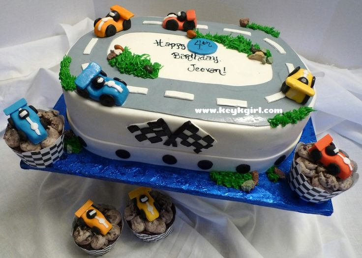 32 best Car Birthday party images on Pinterest Birthdays Cars