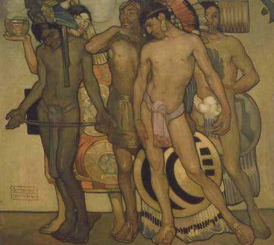 Saturnino Herran - Pintor Mexicano