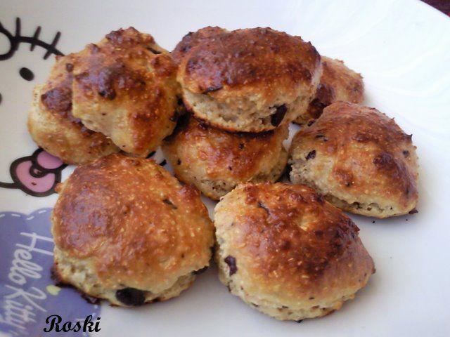 roski-cocina y algo mas-yus: Cookies Dukan