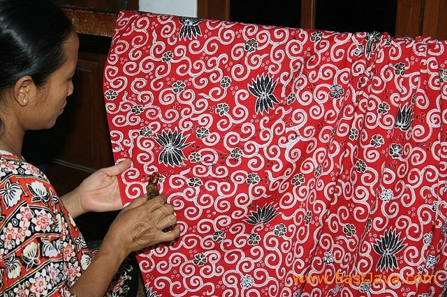 Traditional Batik - Trenggalek - East Java by eastjava.com, via Flickr