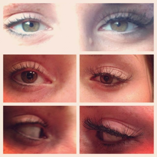 how to get rid of individual eyelashes