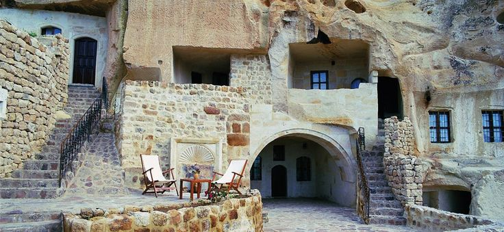 Yunak Evleri Cave Hotel #Cappadocia