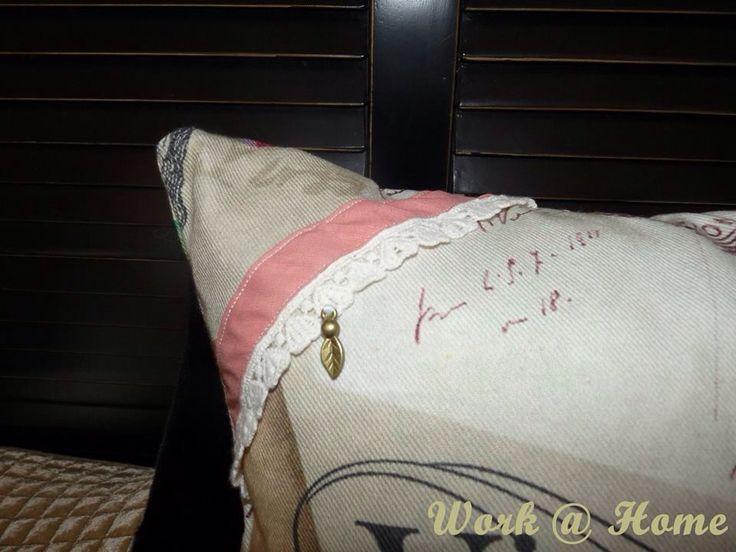 Detalhe almofada